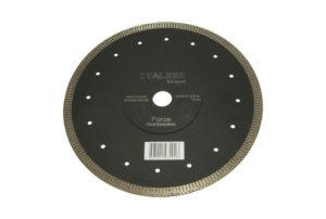 Диск алм. 230×1,6x10x22,2мм FORCE Premium