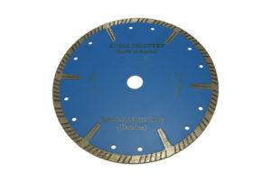 Алмазный отрезной диск по граниту d 230мм