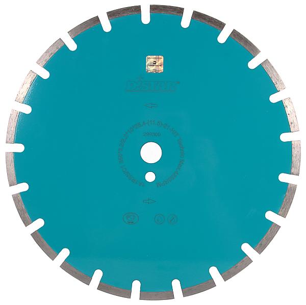 Круг алмазный отрезной по бетону Distar 1A1RSS/C1-H 400×3,8/2,8x10x25,4-24 F4 Technic