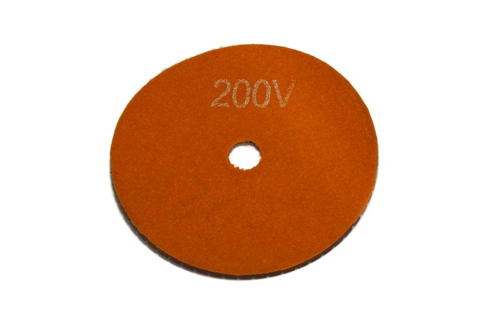 Обдирочный алмазный шлифовальный круг d 125мм №200