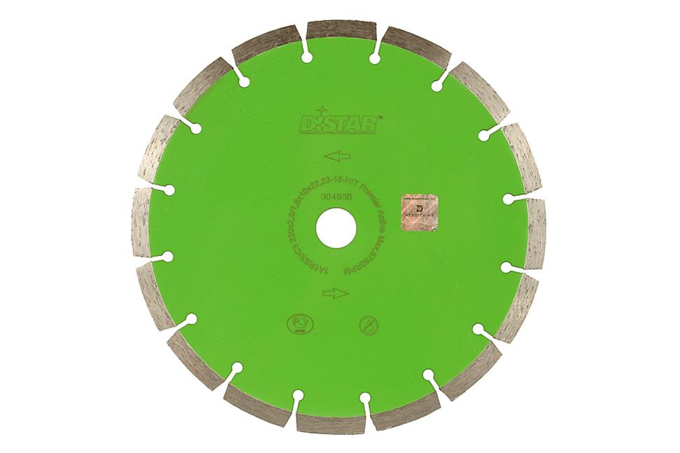 Круг алмазный отрезной по граниту Distar 1A1RSS/C3-H 300×3,2/2,2x10x25,4-22 Premier Active