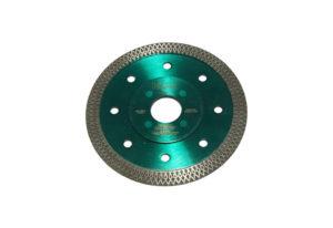 Алмазный отрезной круг по керамике и керамограниту d 115мм, чистый рез