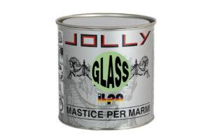 Клей мастика JOLLY GLASS ILPA, 1л