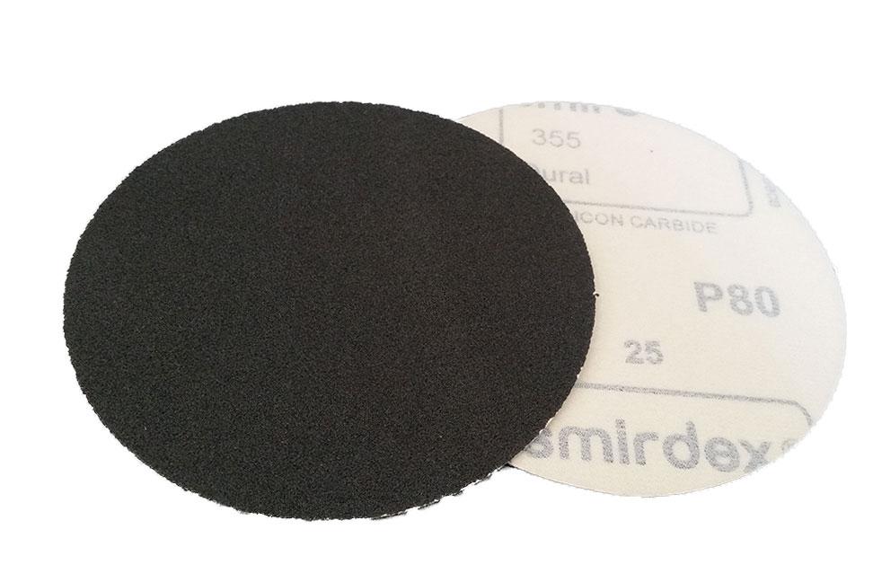 Бумага наждачная Smirdex Dural d 125мм P36-1200