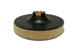 Фетровый круг d 125 мм, толщина 20 мм, М14