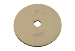 Алмазный гибкий шлифовальный круг d 125мм BUFF белый