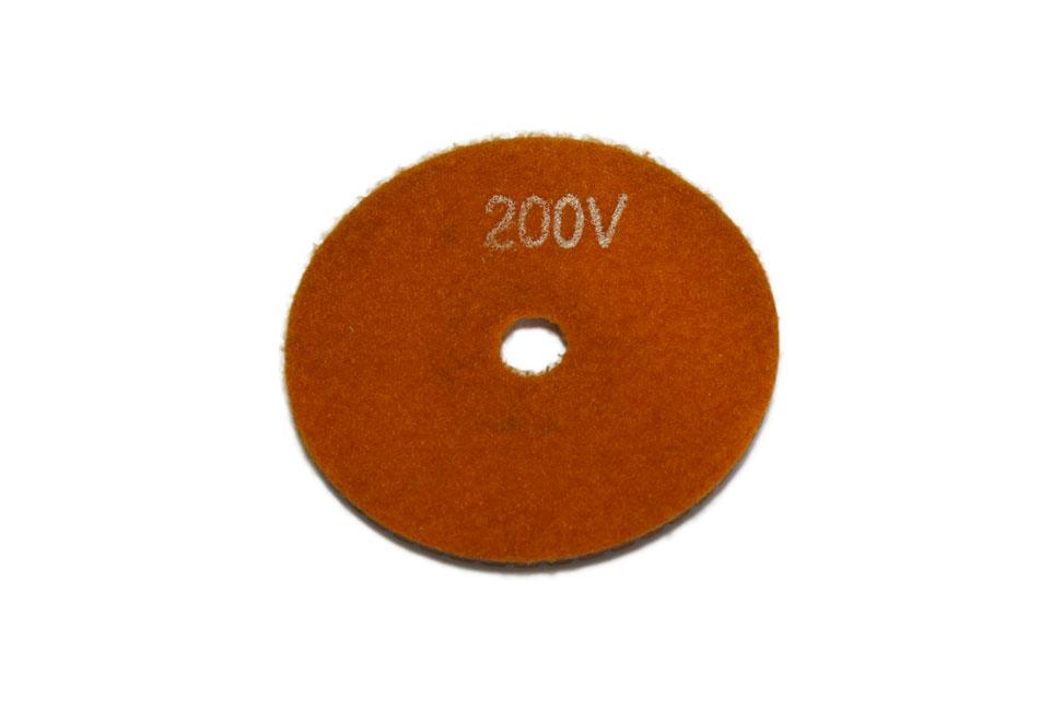 Обдирочный алмазный шлифовальный круг d 100мм №200