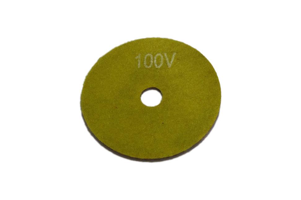 Обдирочный алмазный шлифовальный круг d 100мм №100