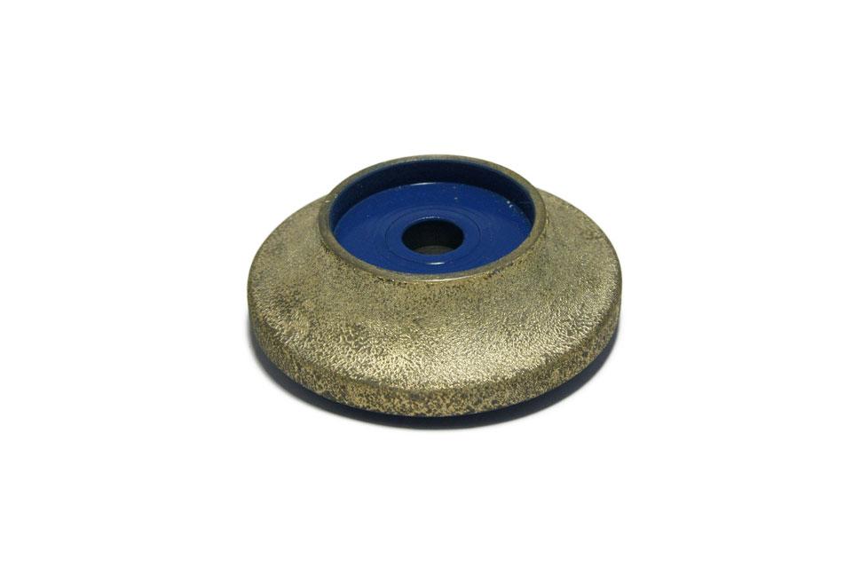 Фреза алмазная профильная тип «H» h20мм №2
