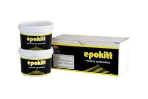 Эпоксидный клей для камня  Epo Kitt, 1кг