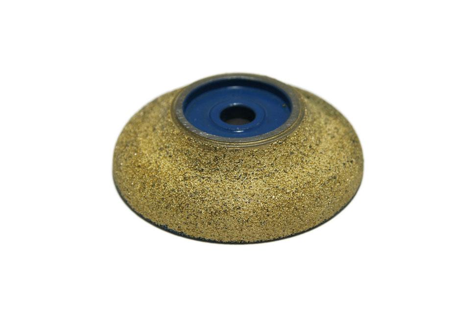 Фреза алмазная профильная тип «F» h20мм №1