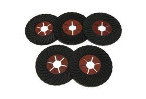 Шлифовальный диск по камню SAITRON d 115мм - Комплект шлифовальных кругов по камню SAITRON d 115мм