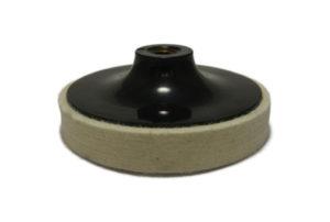 Фетровый круг d 125 мм, толщина 20 мм М14, высококачественный