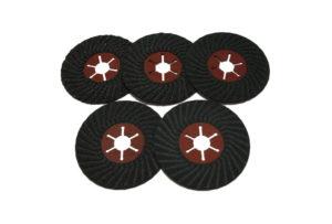 Шлифовальный диск по камню SAITRON d 125мм №24-120 - Комплект шлифовальных кругов по камню SAITRON d 125мм №№24-120