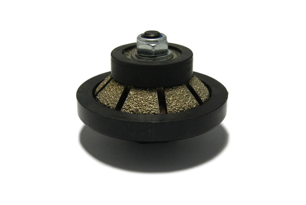 Фреза алмазная профильная 45 градусов, М14