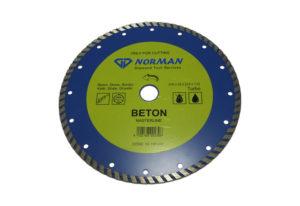 Диск алмазный 230*2,8*7,0*22,2 мм BETON MasterLine Turbo