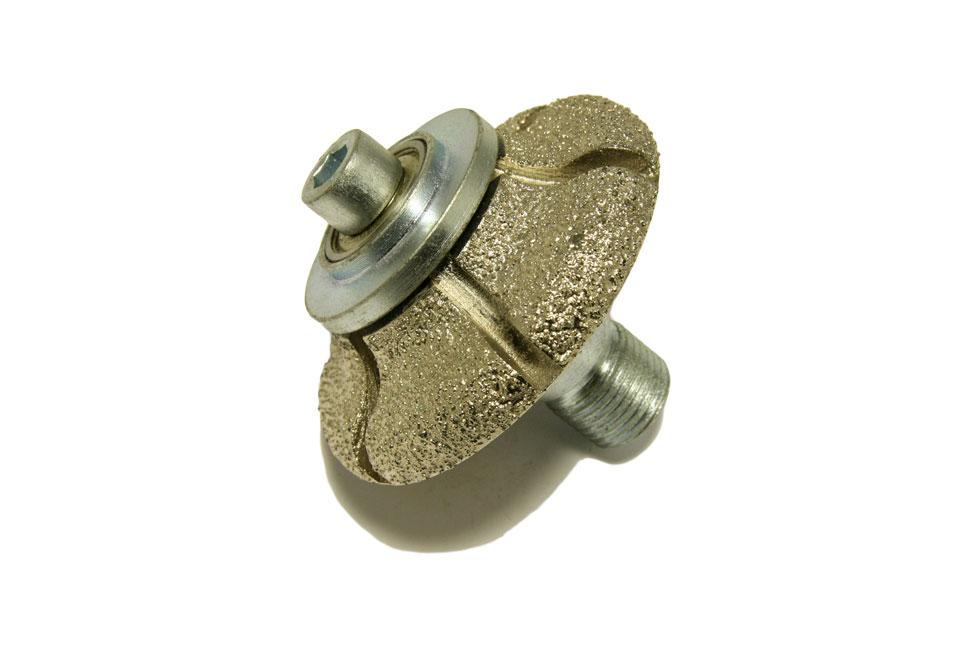 Фреза алмазная профильная тип «F» H20