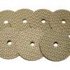 Алмазный гибкий шлифовальный круг d 100мм, гайка №50-3000 3779