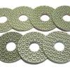 Алмазный гибкий шлифовальный круг d 125мм, гайка №50-3000 3809