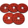 Шлифовальный диск по камню SAITRON d 115мм 3814