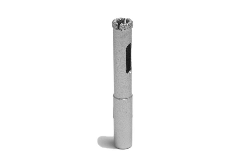 Алмазное сверло d 10 мм вакуумного спекания