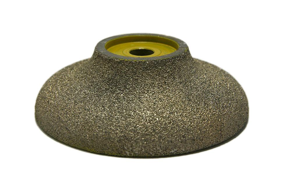 Фреза алмазная профильная, по мрамору тип «F» h30мм №1