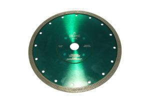 Алмазный отрезной круг по керамике и керамограниту d 230мм, чистый рез