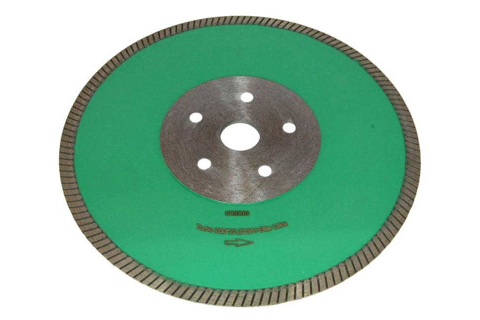 Круг алмазный отрезной Turbo 200×1.6/1.2×8,5×22.225/H Elite Ultra