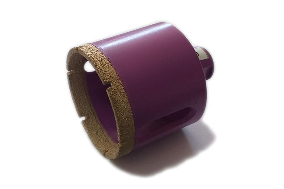 Алмазная коронка вакуумного спекания  М14