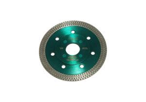 Алмазный отрезной круг по керамике и керамограниту d 105мм, чистый рез