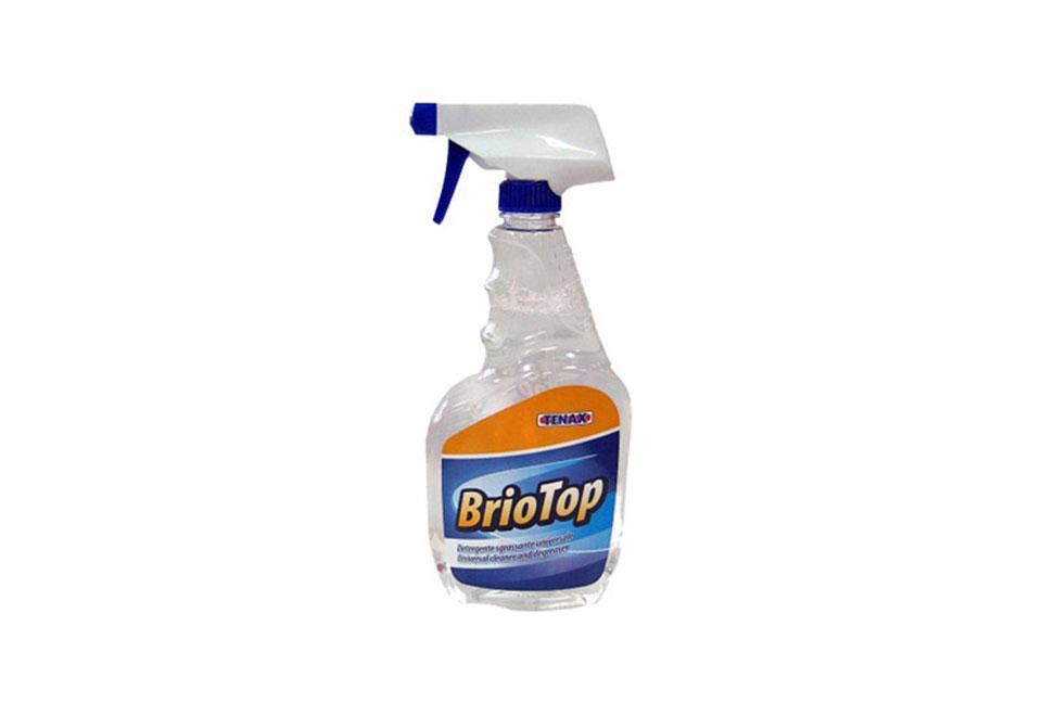 Моющее средство для ежедневной уборки камня BrioTop, 1л