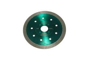 Алмазный отрезной круг по керамике и керамограниту d 125мм, чистый рез