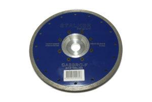 Диск алмазный 230×2.8×7.5×22.2мм GABBRO-F MasterLine