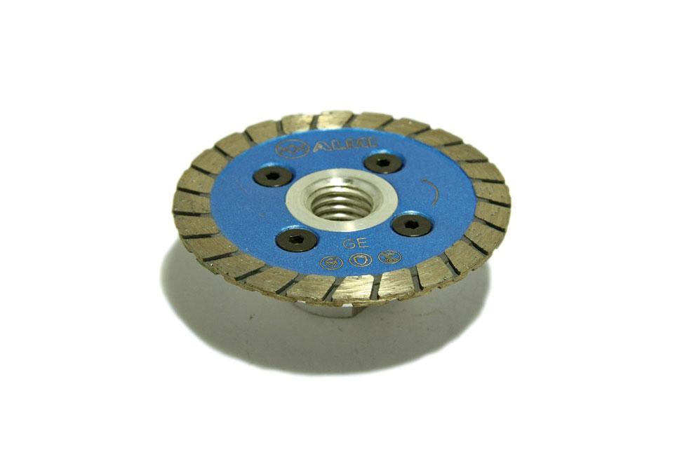 Диск алмазный турбо d 66 мм М 14