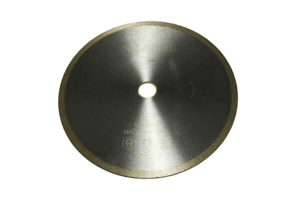 Алмазный отрезной круг d 230мм сухорез для мрамора